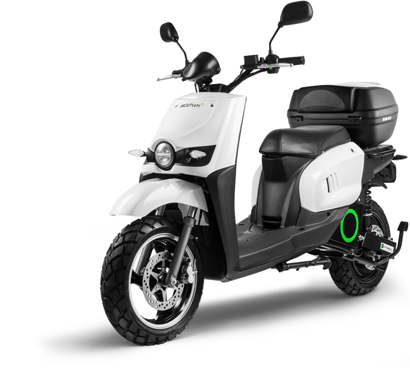Alquiler Scooter s02